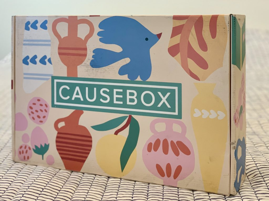 Causebox Subscription Box Intro - CAUSEBOX Review