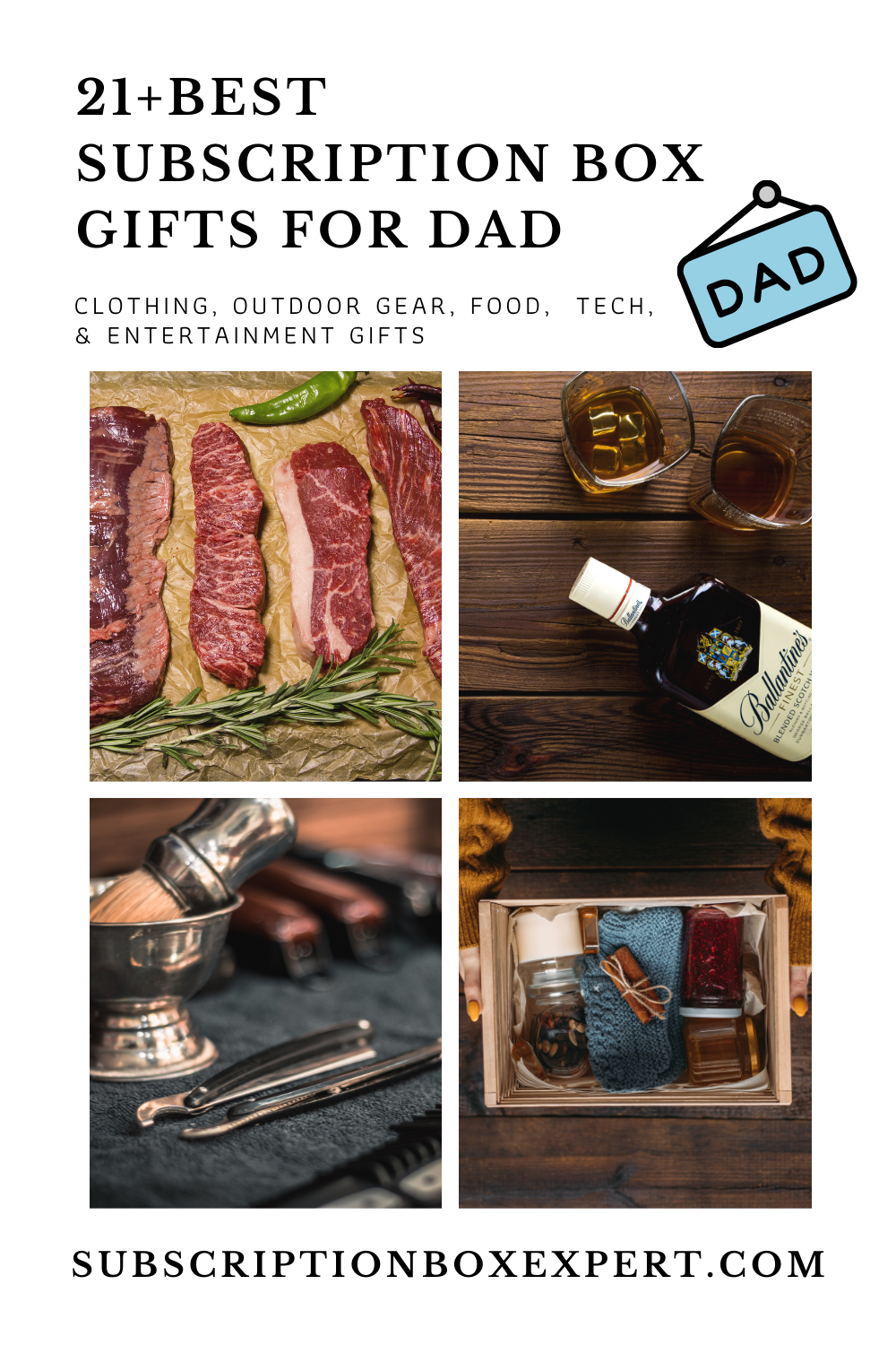 21 Subscription Box Gifts For Dads Who Have Everything - SubscriptionBoxExpert