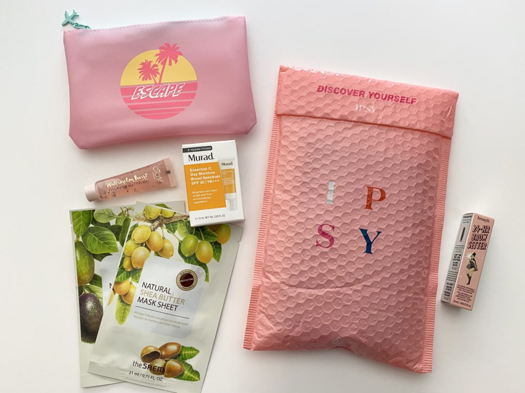 IPSY Glam Bag Subscription Box - Subscription Box Exert