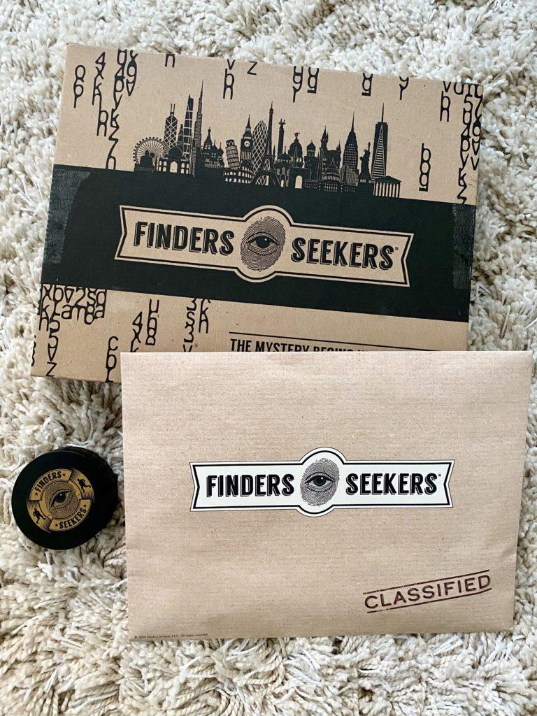 Finders Seekers Review - SubscriptionBoxExpert