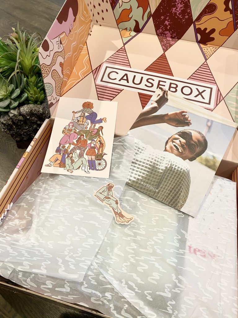 CAUSEBOX Fall 2020 Subscription Box Review - SubscriptionBoxExpert