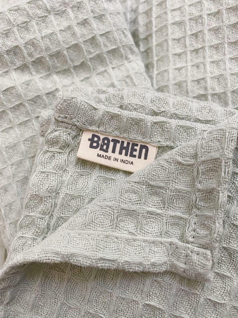 CAUSEBOX Fall 2020 Subscription Box Review - Bathen Towel Set