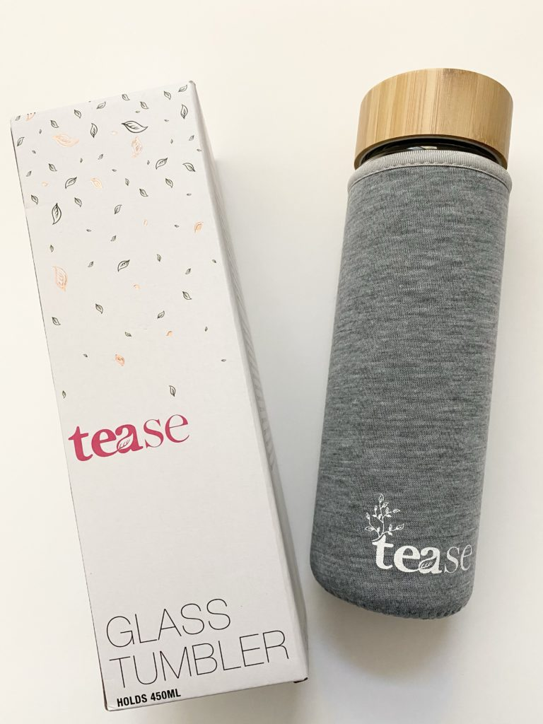 CAUSEBOX Fall 2020 Subscription Box Review - Tease Tea Tumbler