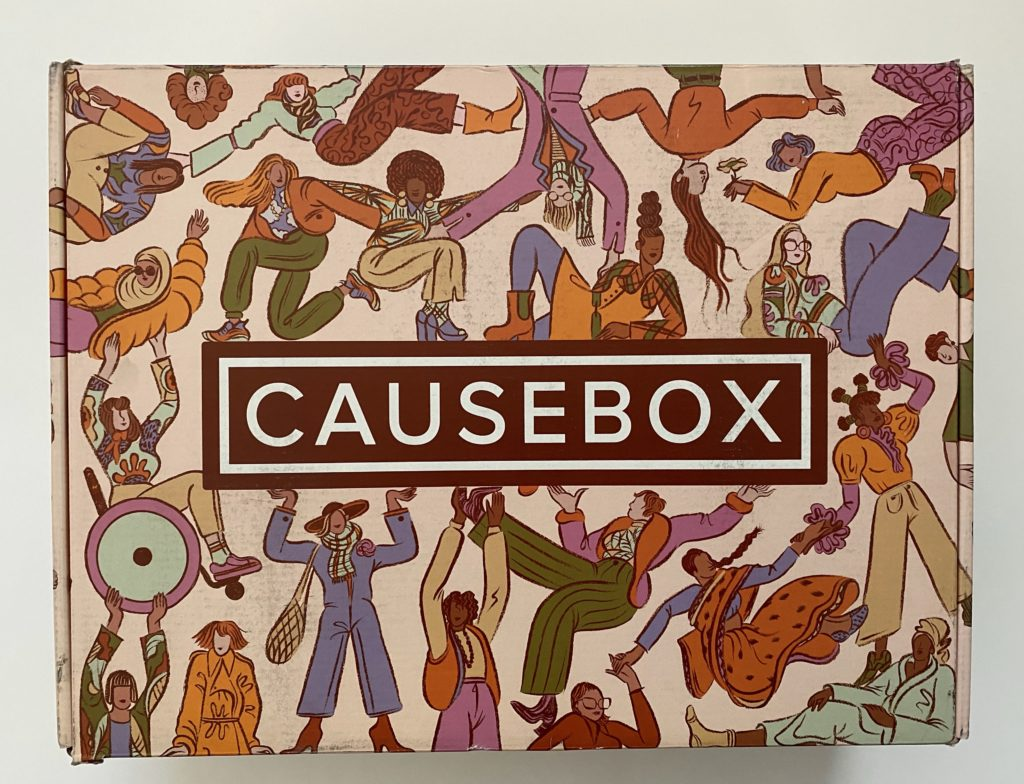 CAUSEBOX Fall 2020 Subscription Box Review