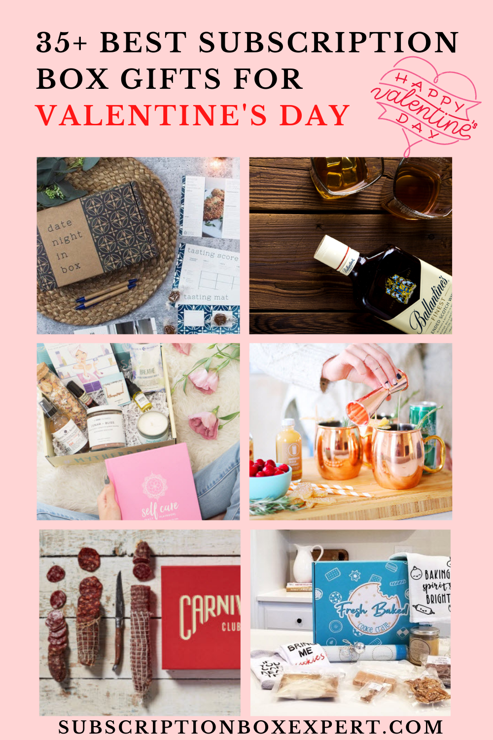 Best Subscription Box Gifts For Valentine's Day - SubscriptionBoxExpert