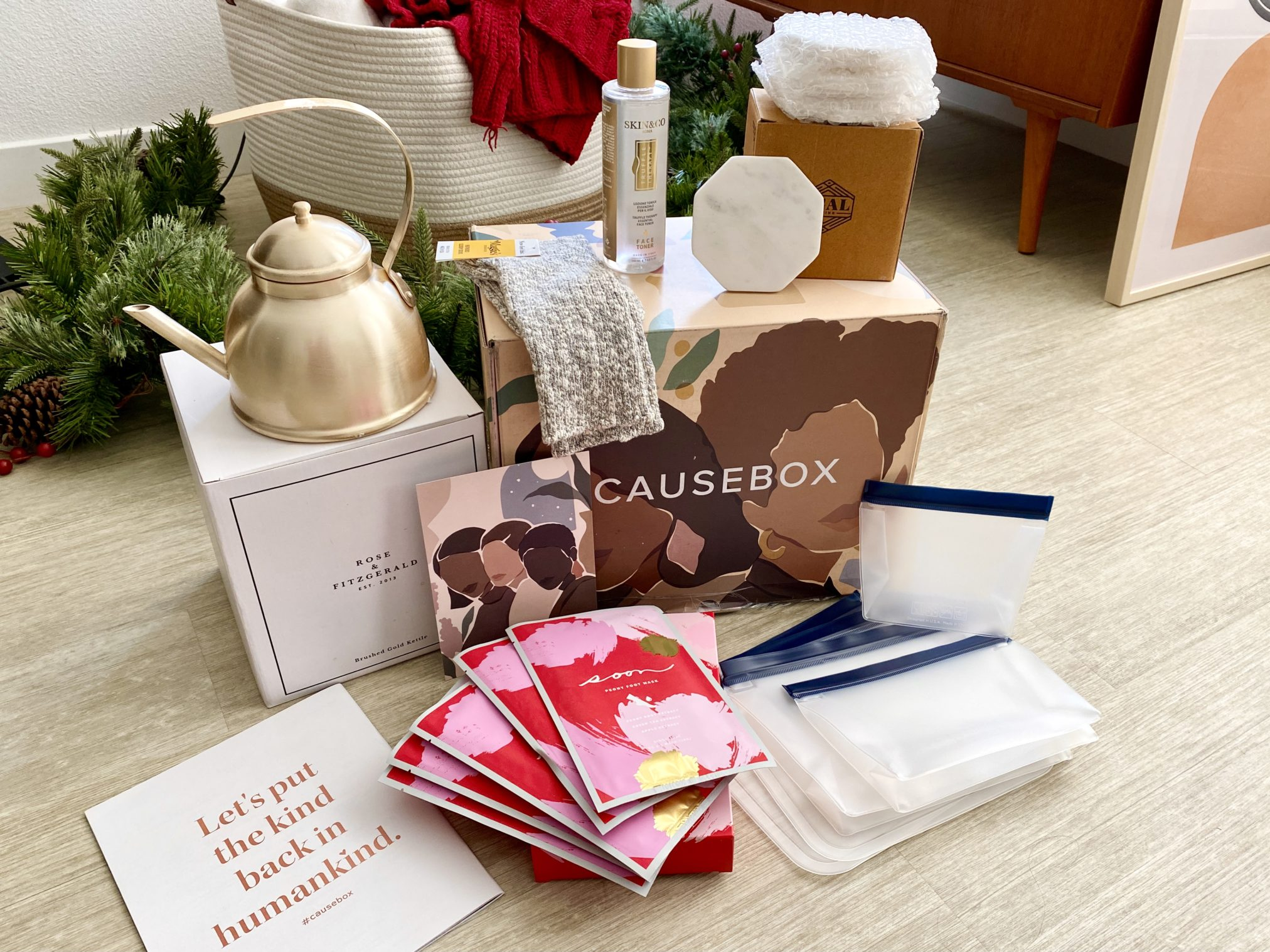 CAUSEBOX Winter 2021 Review - My Honest Opinion