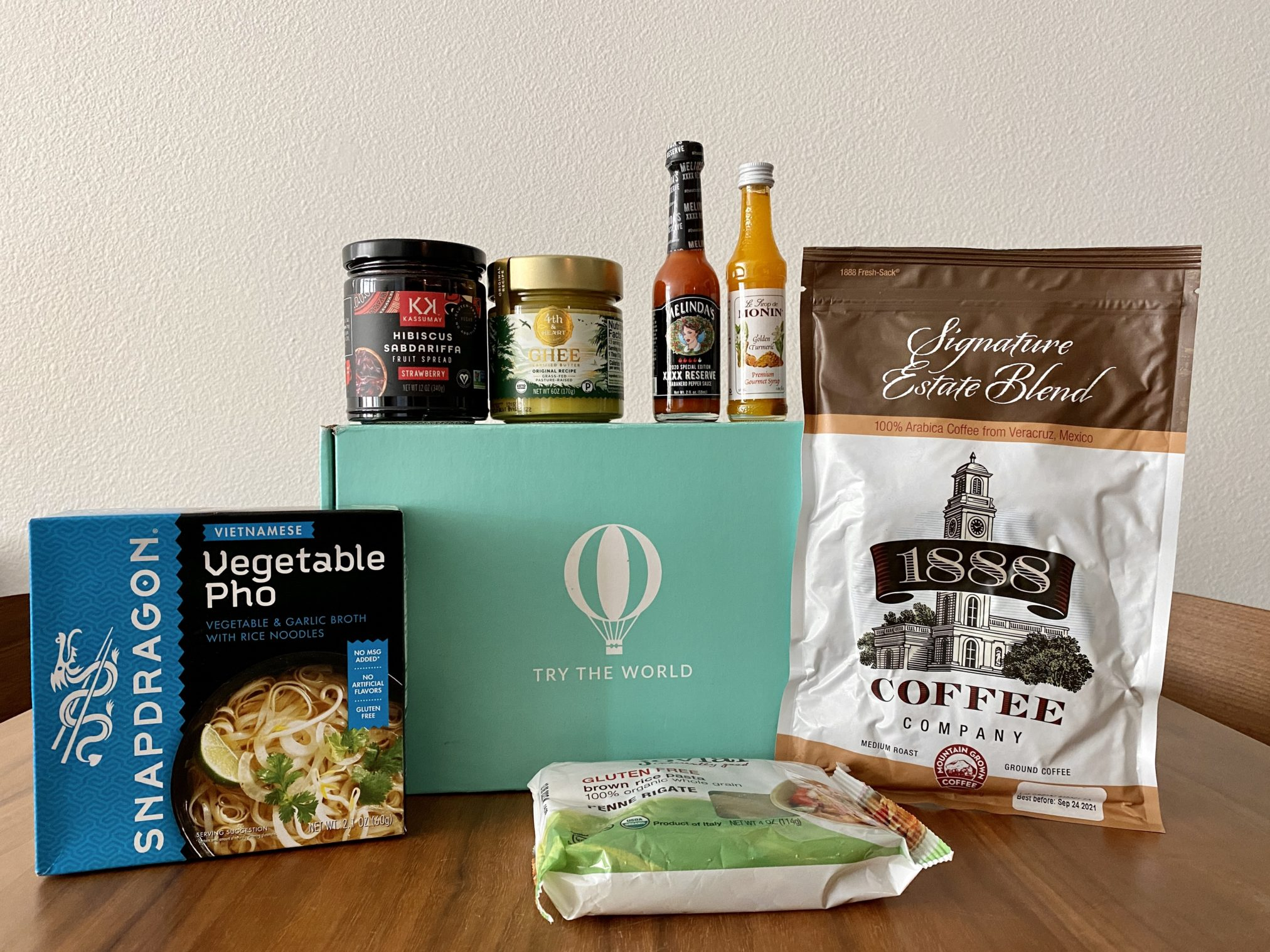 Try The World Subscription Box Review - April 2021 - SubscriptionBoxExpert