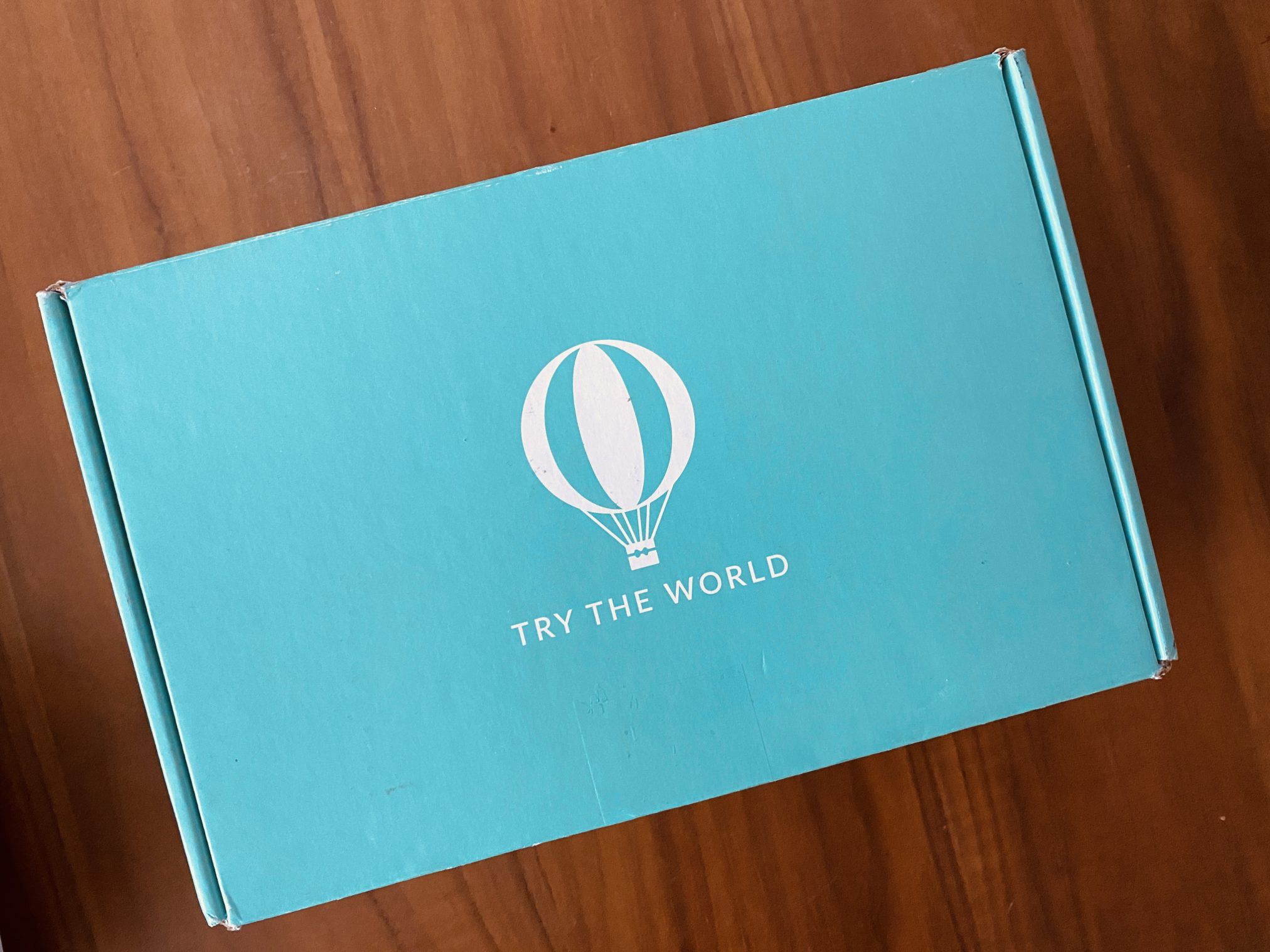 Try The World Countries Subscription Box Review - SubscriptionBoxExpert