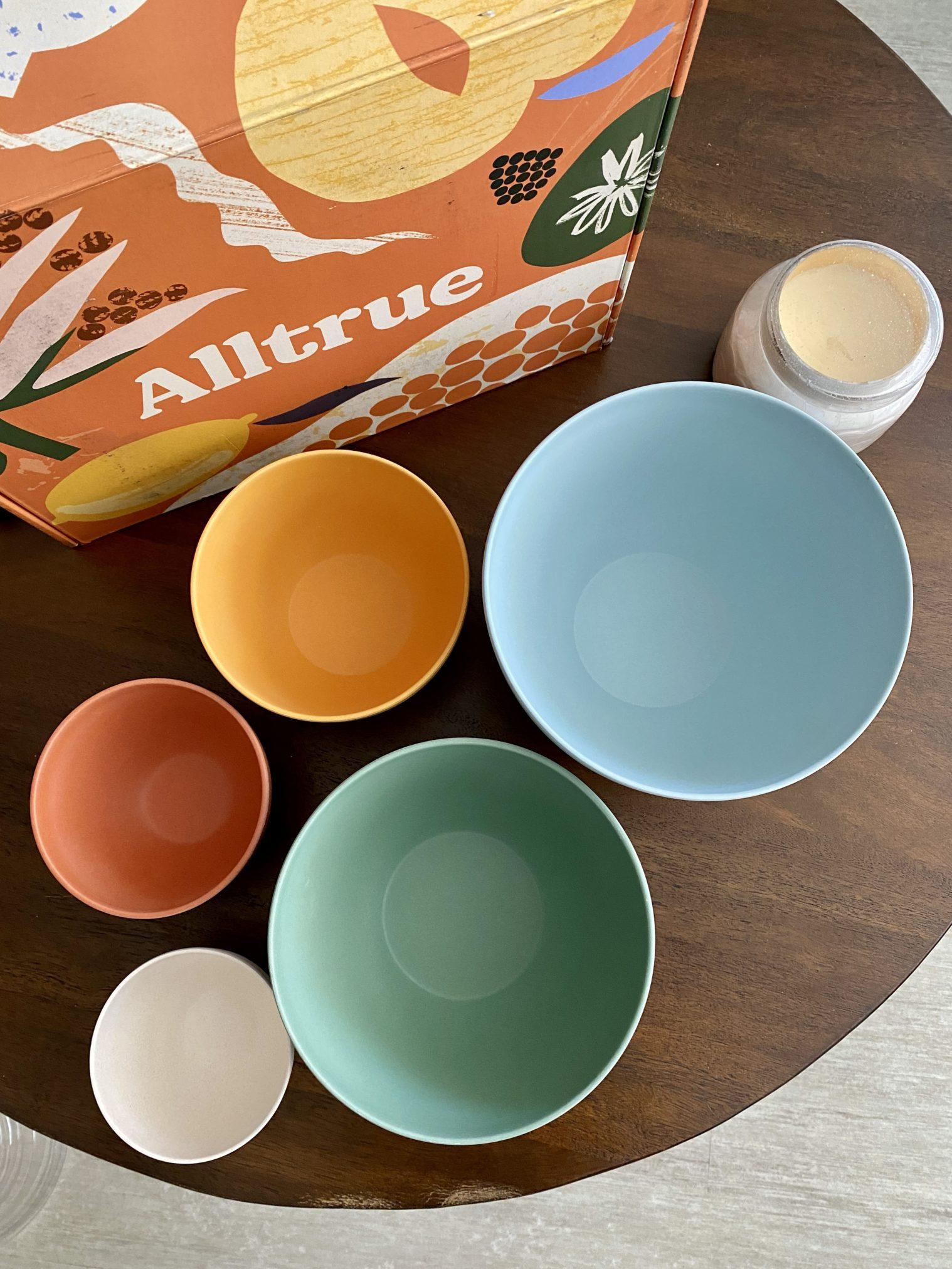 Bamboozle Nesting Bowls - Alltrue Summer 2021 Review - SubscriptionBoxExpert